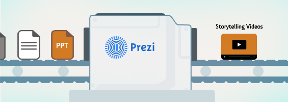 Prezi Presentation – Big Storytelling Tool for Startups