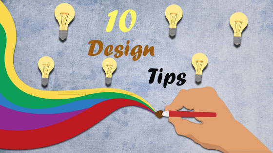 10 design tips for startups to stay creative