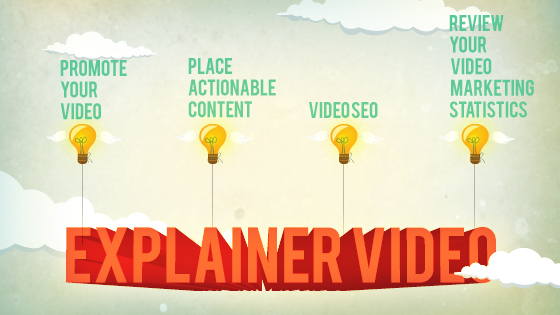 4 Simple Marketing Tips for your New Explainer Video