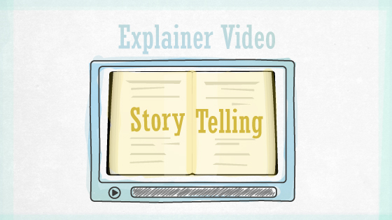 Power of Storytelling in explainer video
