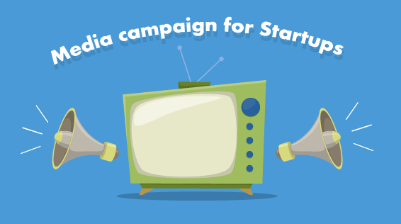 Startups! 3 ingredients for a break-through Media/ TV Campaign