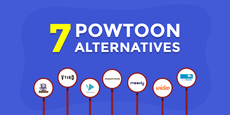 7 Free Alternatives to Powtoon