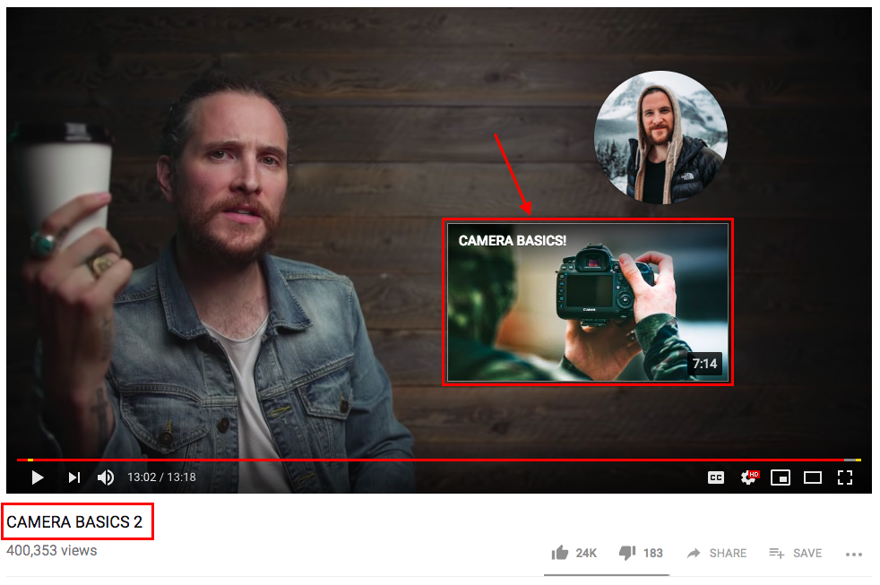 Peter McKinnon video annotation